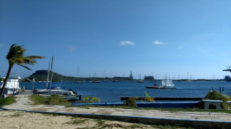 Zeilen op Curacao