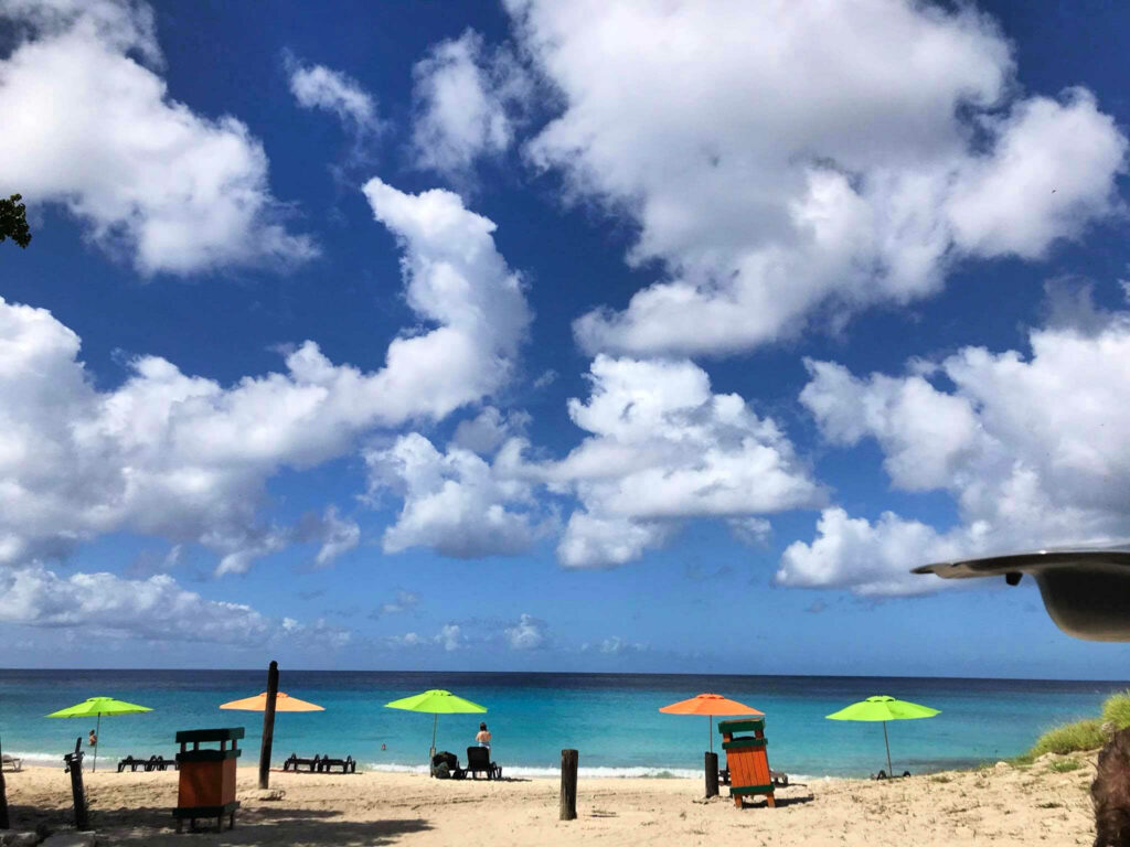 stage curacao strand